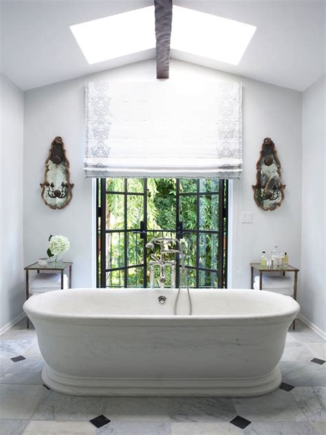 nate berkus bath bathroom skylights mediterranean bathroom nate