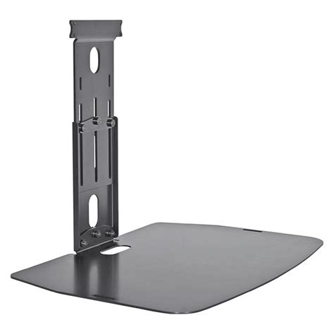 swing out shelf chief thinstall component shelf for swing out mounts black