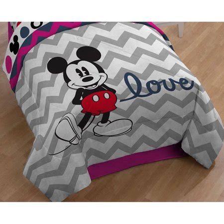 mickey mouse pillow and blanket set 2pc disney mickey mouse comforter and pillow