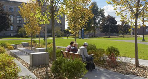 Landscape Architecture Umass Mikyoung Design Umass Lowell Humanities And Social