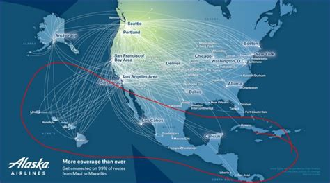 map of us airline routes liangma me alaska airlines goes gogo 2ku for inflight wifi upgrade