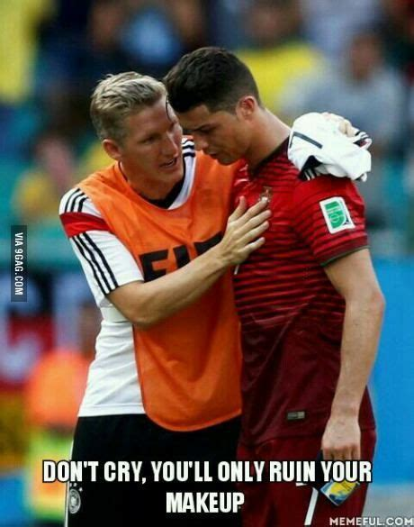 Ronaldo Crying Meme - 17 best ideas about cristiano ronaldo memes on pinterest