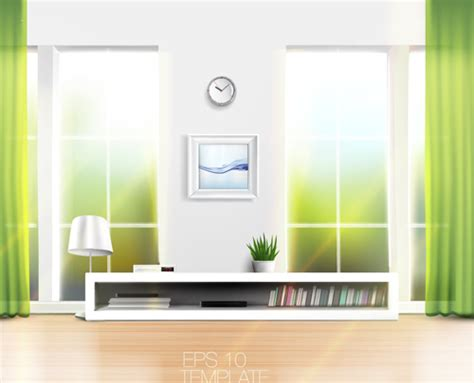 home interior vector house interior background www pixshark images