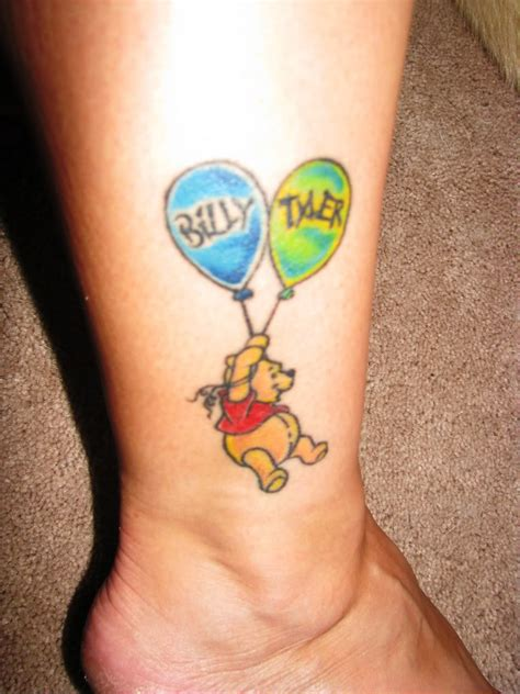 kids tattoo designs ideas initials foot tattoos design