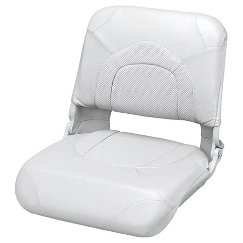 molded boat seats for sale wise 174 injection molded plastic seat 140352 fold down