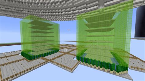 slime farm tutorial skyblock woodycraft skyblock my island warp toys minecraft project