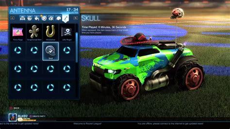 best car designs rocket league my top 4 best car designs