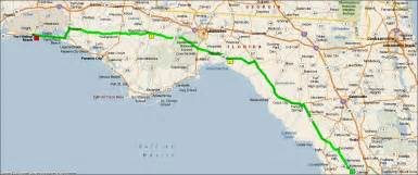 destin florida map roving reports by doug p 2012 6 back on the road