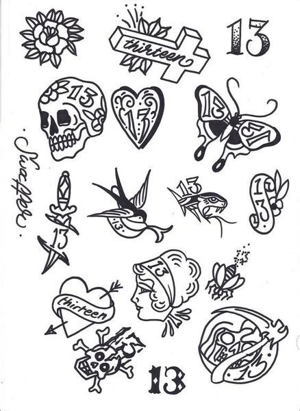 which friday the 13th tattoo should you get flash these friday the 13th tattoos will