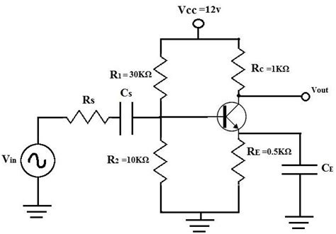 transistor lifier analysis exle of dc analysis of a bipolar junction transistor circuit