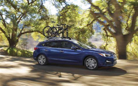 Subaru Boulder by Compare 2018 Subaru Impreza Vs 2017 Subaru Impreza L