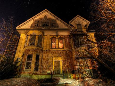 design a haunted house how to sell a haunted house hgtv