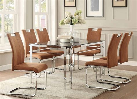 Microfiber Dining Room Chairs Modern Microfiber Dining Chair Modern Chairs