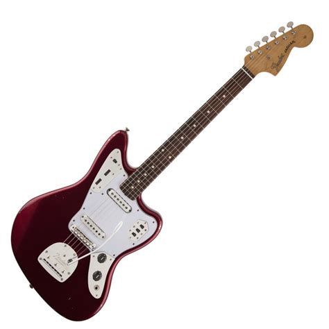 Jaguar Guitar Fender Jaguar Electric Guitars Gear4music
