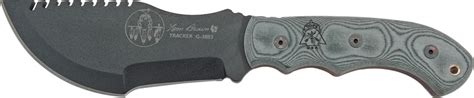 tom brown survival knife tops tom brown tracker survival knife tpt010 11 7 8 inches