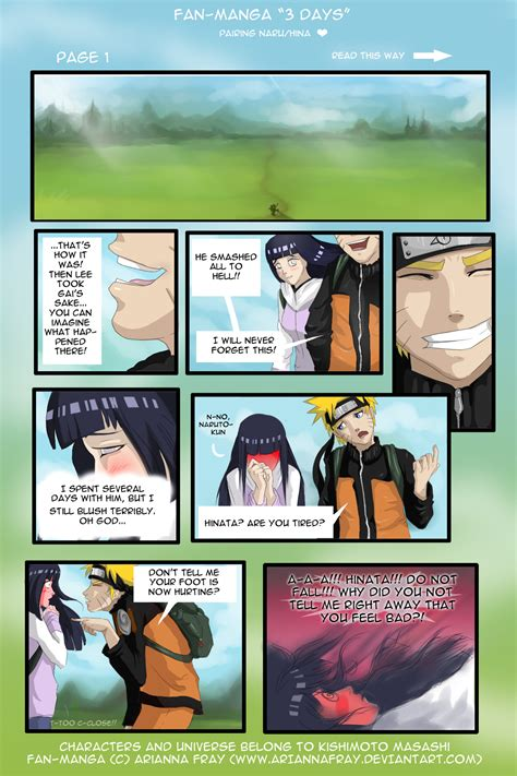 day fanfiction 3 days page1 by ariannafray on deviantart