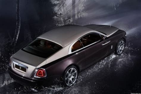 roll royce sky rolls royce unveils the wraith 163 200k car features night