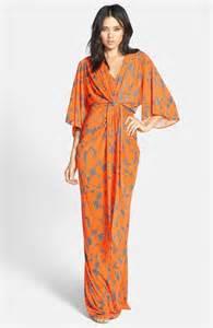 sleeved kimono style maxi dress plus size collection