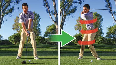 lower body golf swing learn like a pro play like a pro