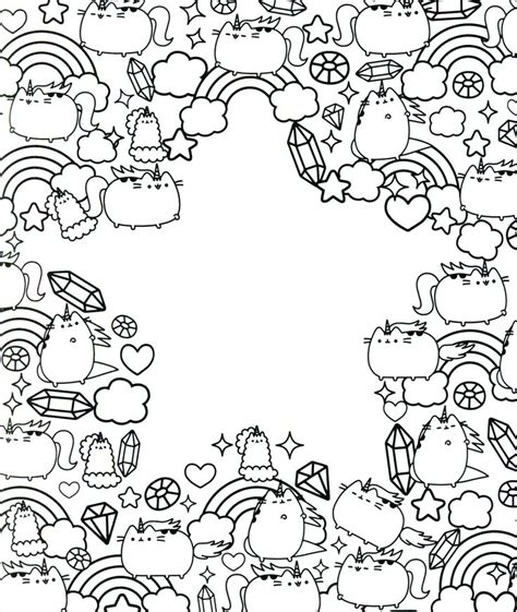 cute pusheen coloring pages 1518 best simply cute coloring pages images on pinterest