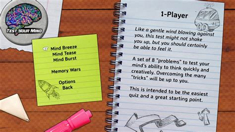 test your test your mind screenshots family friendly gaming