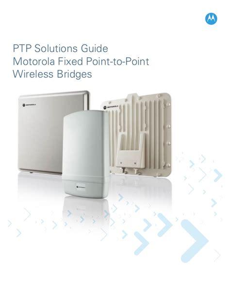 solution bureau gps wb ptp solutions guide 200 1