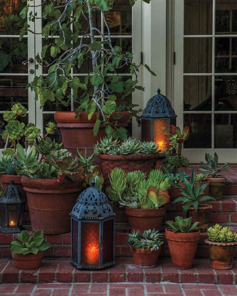 Outside Flower Pots Decorative Flowerpots And Planters Martha Stewart