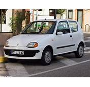 Fiat Seicento History Photos On Better Parts LTD