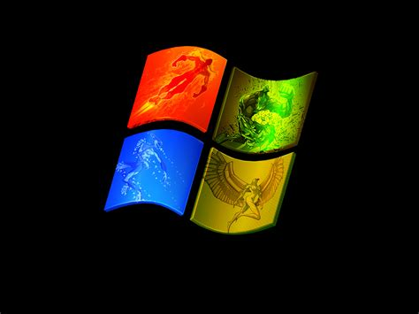 windows xp 4 elements by floryn1995 on deviantart
