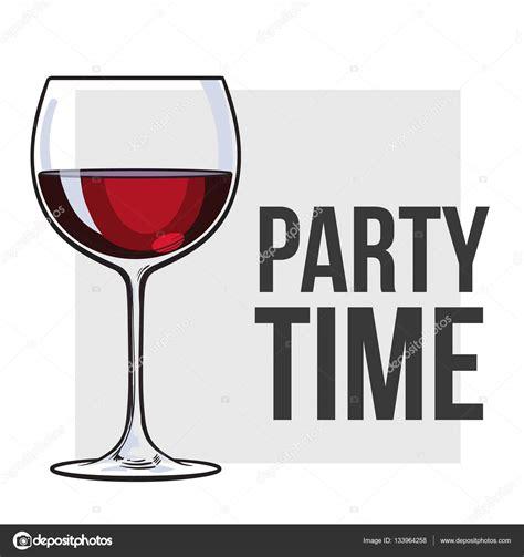 bicchieri di vino rosso bicchiere di vino rosso illustrazione vettoriale per