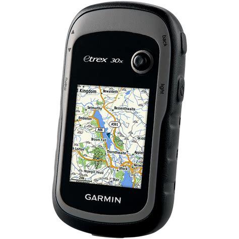 Garmin Etrex 30x Outdoor Gps Navigasi garmin etrex 30x outdoor handheld gps unit with topoactive western europe maps black grey