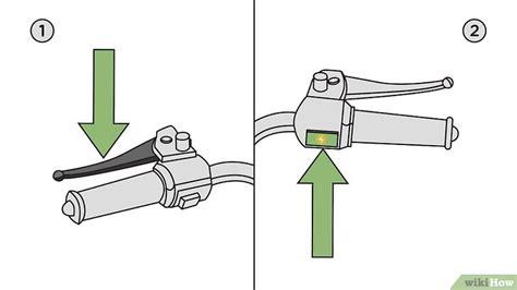Motorrad Schaltung Leerlauf by Ein Motorrad Schalten Wikihow