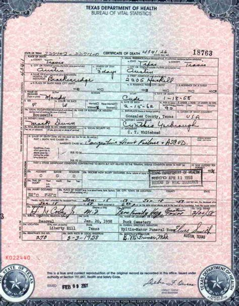 Harris County Birth Records Free Best Photos Of Certificate Certificate Search