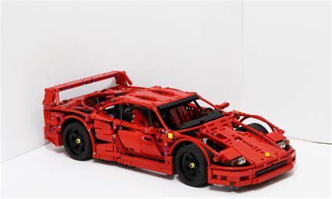 Lego Ferrari by Lego Ideas Ferrari F40