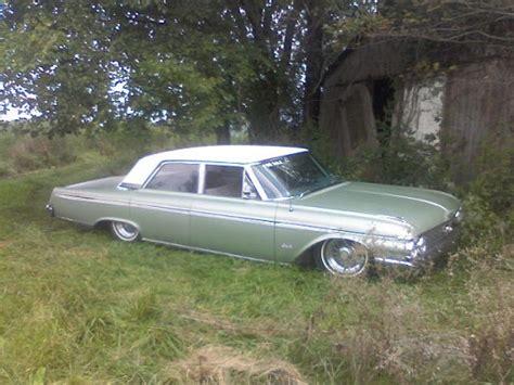 1962 Ford Galaxie 500 4 Door Sedan by 1962 Ford Galaxie 500 1 100210091 Custom Classic Car