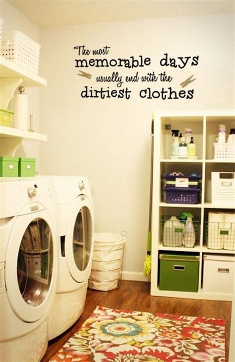 Laundry Room Accessories Storage 40 Clever Laundry Room Storage Ideas Home Design Garden Architecture Magazine