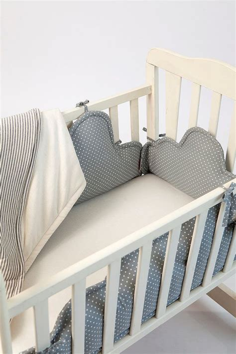 Bumpers For Baby Cribs 17 Best Ideas About Baby Bumper On Crib