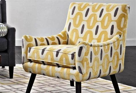 yellow and grey accent chair yellow and grey accent chair chairs seating
