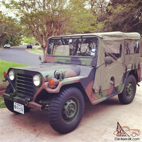 M151a2 Jeep For Sale M151 Mutt Us Army M151a 1 Jeep Tweet Add To Favorites View