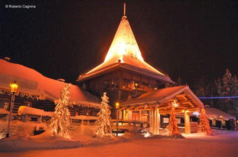 casa di babbo natale finlandia the best of santa claus in rovaniemi finland