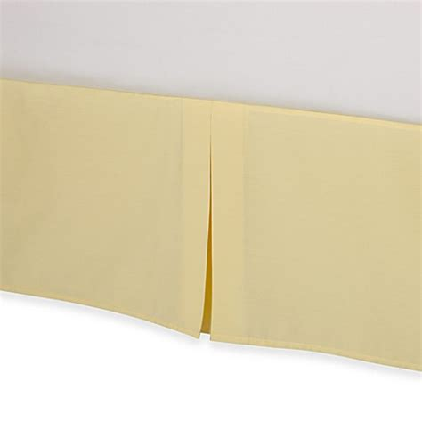 yellow bed skirt baby buying guides and advice what to buy for baby baby care html autos weblog