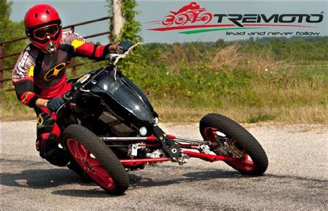 tilting trike motorcycle reverse trike club street driven quads