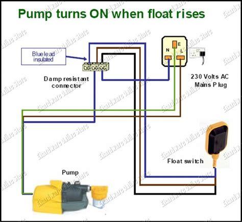 Float Switch Schematic Wiring Diagram
