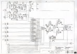integrated lifier schematic musical fidelity a 300 integrated lifier 1999 sm service manual free schematics