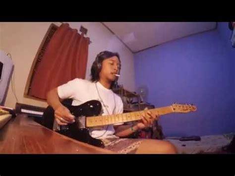 sheila on 7 bertahan disana guitar cover sheila on 7 lapang dada solo part guitar cover youtube