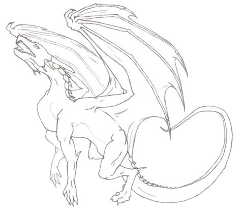 dragon outline related keywords dragon outline long tail