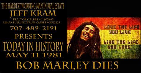 bob marley brief biography today in history may 11 1981 bob marley dies