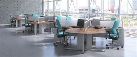Open Office Desks Sven Christiansen Office Furnuiture For Your Open Office Space