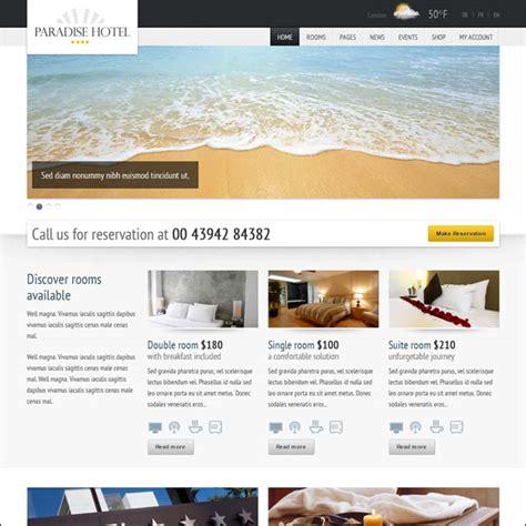 theme hotel for ipad 16 best wordpress hotel themes 2013 themes4wp
