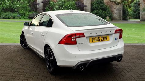 volvo s60 d5 r design approved used s60 d5 r design nav geartronic volvo